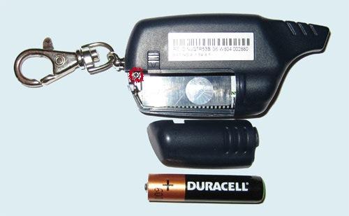 Почему быстро садится батарейка в брелке сигнализации старлайн