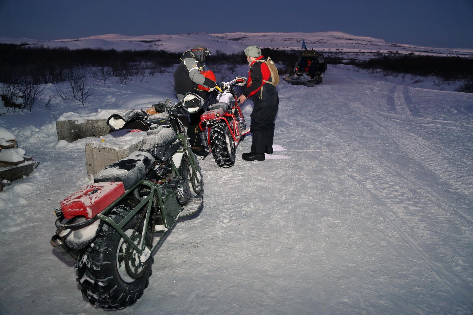 сделали тайга мотоцикл фото что говорить людях