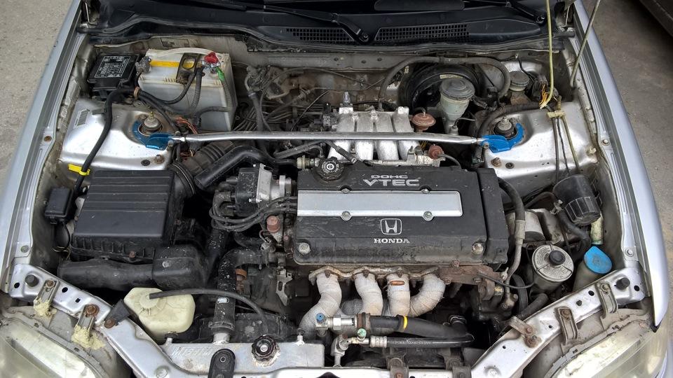 отзывы владельцев двигателей honda d14a8