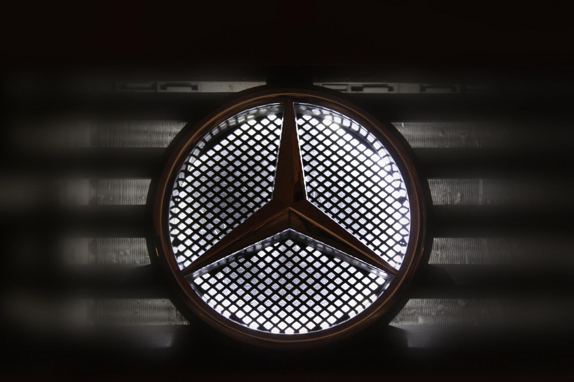 Как сделать значок мерседес своими руками. бортжурнал Mercedes-Benz 65