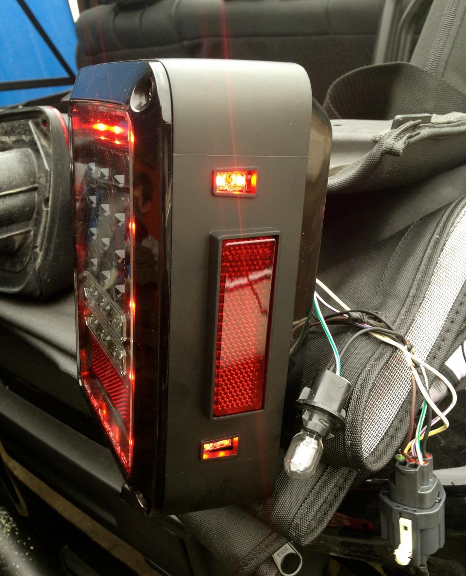 почему моргают светодиоды на машине