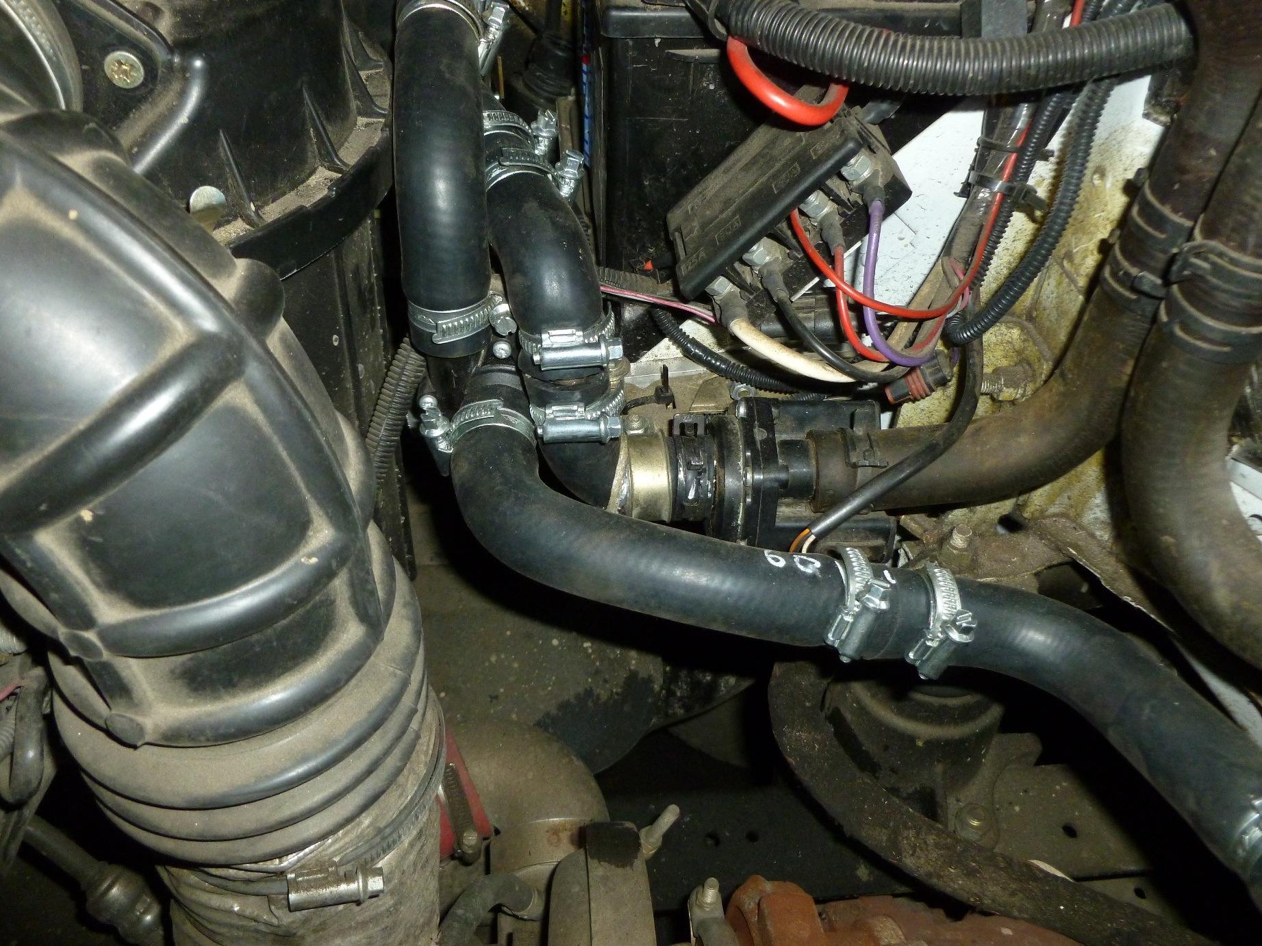 Схема установки электроподогревателя двигателя на газель фото 597