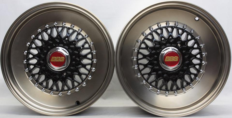 BBS RS R15 J7/8 ET+35/+25 4x100/114 3 — DRIVE2