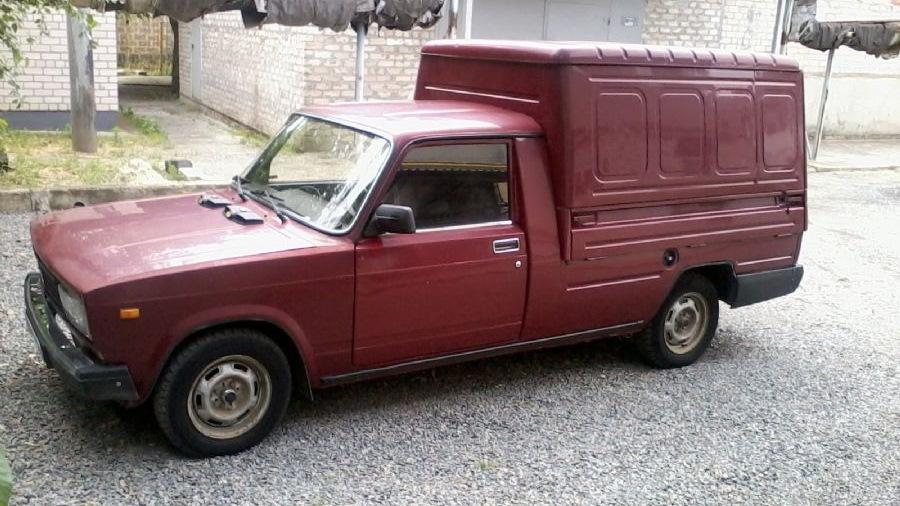 Фото машины каблук жигули с холодильником
