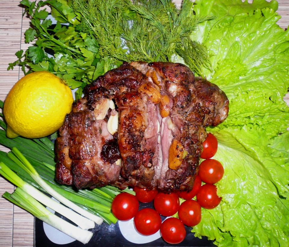 рецепт мясо из бобра