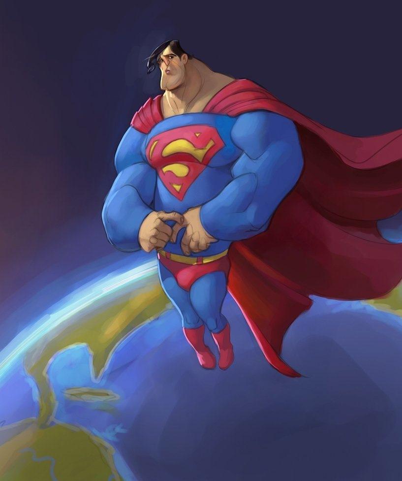 картинки с приколами супергерои