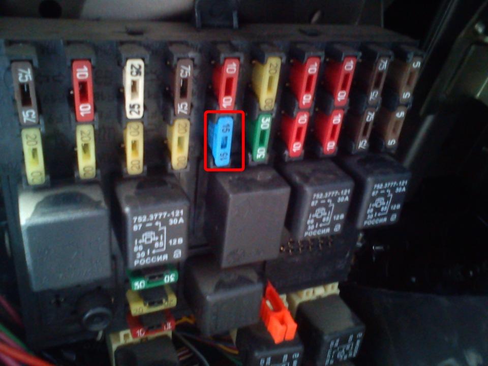 электропроводка прикуривателя chevrolet niva
