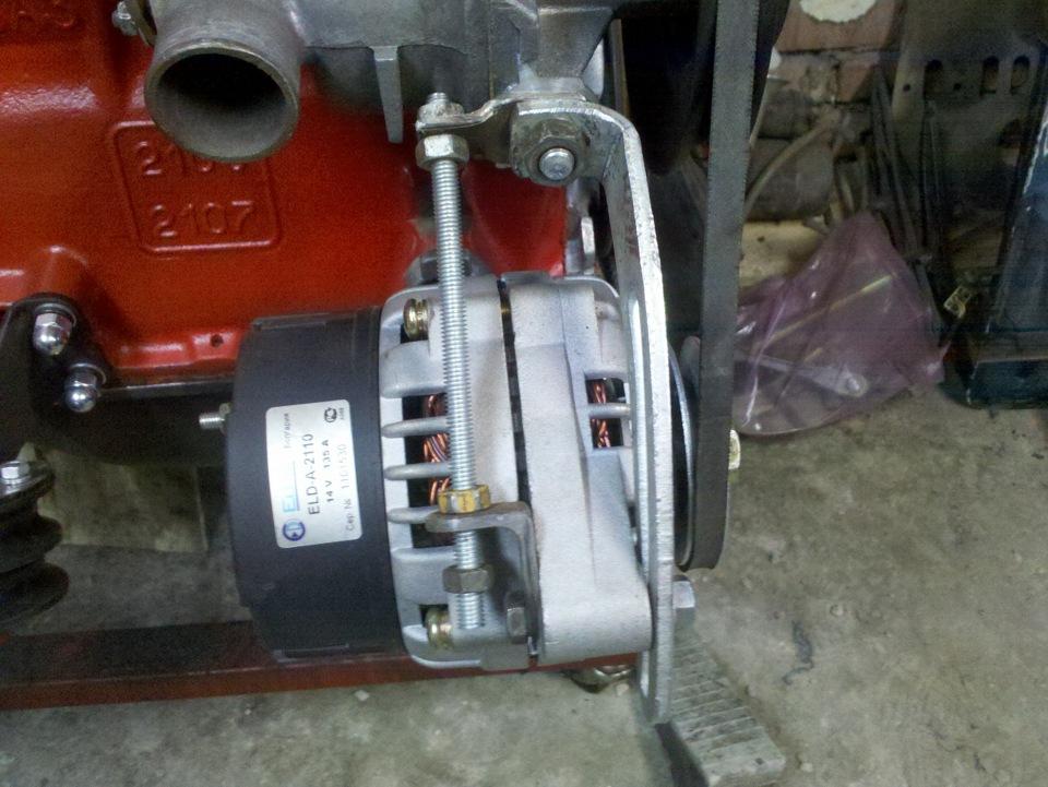 Фото генератор ваз 2110