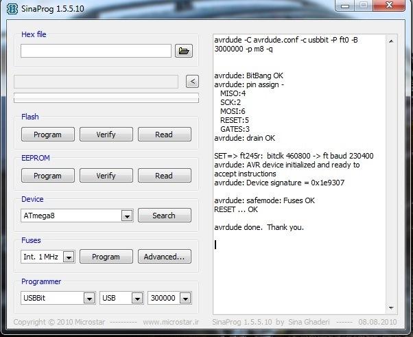 STM32 программирование STLink программатор  Avislab