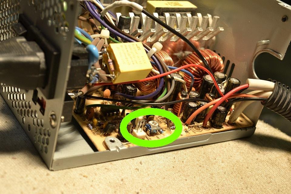 Как отремонтировать блок питания компьютер своими руками 677
