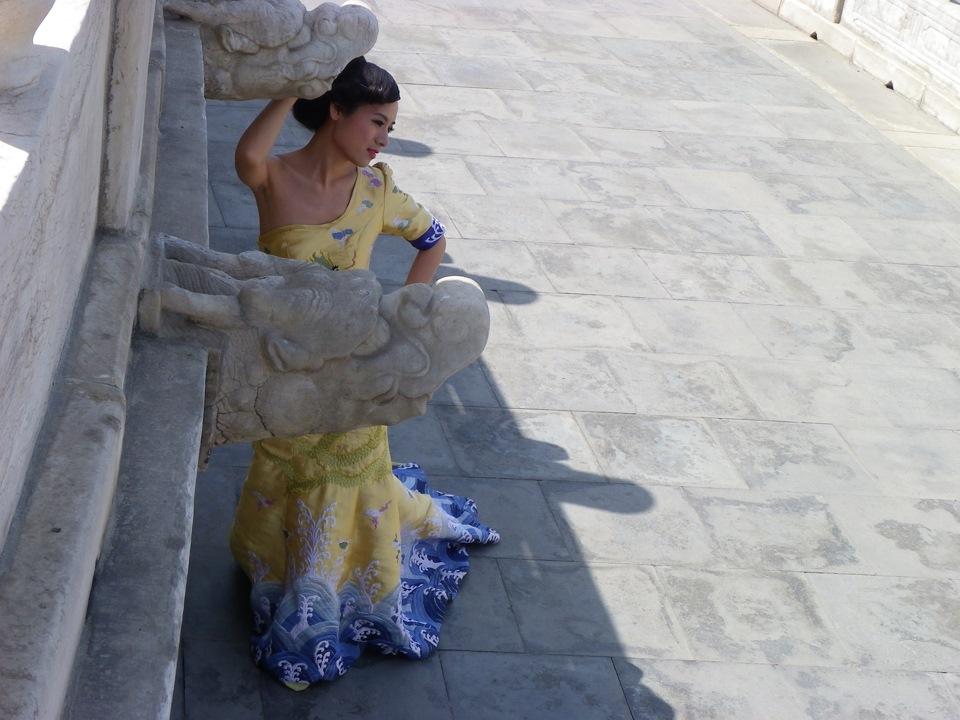 есть ли в пекине проститутки