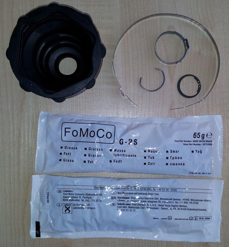 ford focus седан ii пыльник шруса внутренний