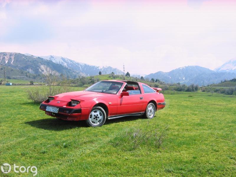 nissan 300zx купе 1985 г
