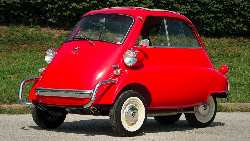 Buy BMW Isetta: sale of pre-owned BMW Isetta with