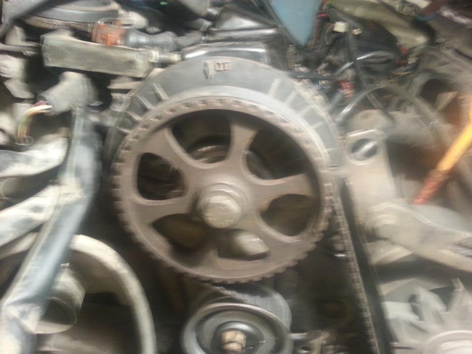 Замена ремня и ролика грм 1.8RP - бортжурнал Volkswagen Golf Ведерко на автомате;))) 1992 года на DRIVE2