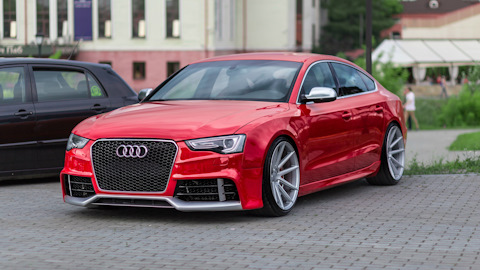 Audi S5 Sportback (1st generation). Owners' reviews with ...