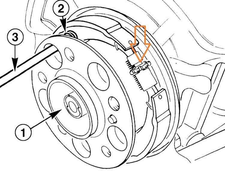 Замена тормозных колодок на мерседес w203 своими руками