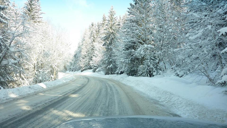 Дороги области находятся в удовлетворительном состоянии - ГУ ДСНС в Харьковской области