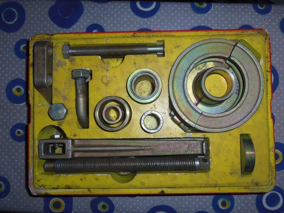съемники для ремонта авто