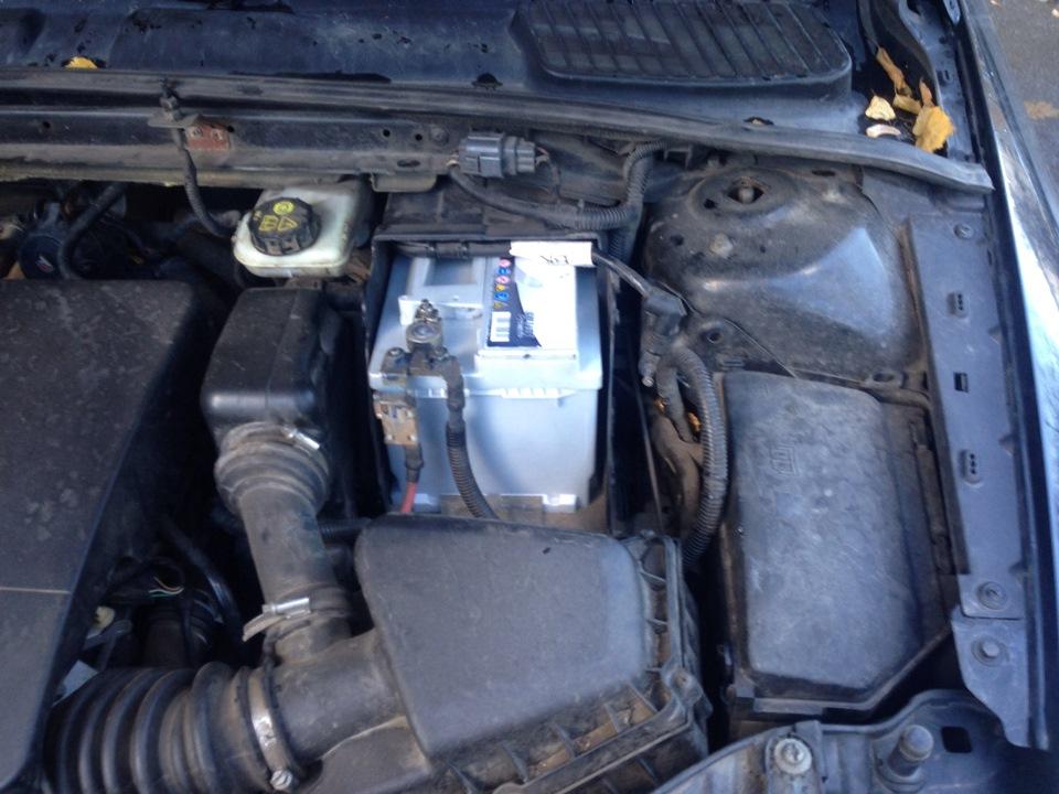 аккумулятор ford s-max