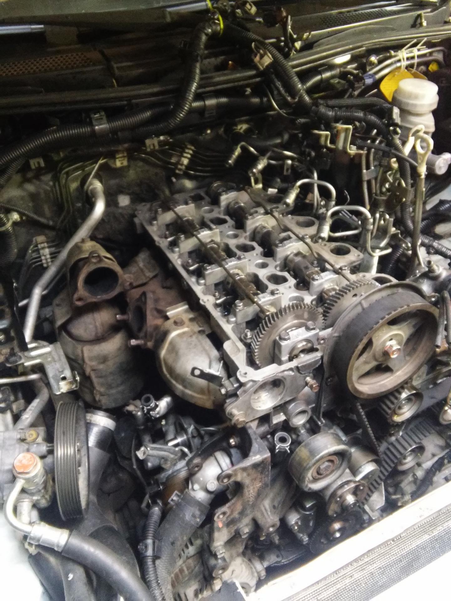 Замена клапанной прокладки l200 Прокачка тормозной системы альмера н16