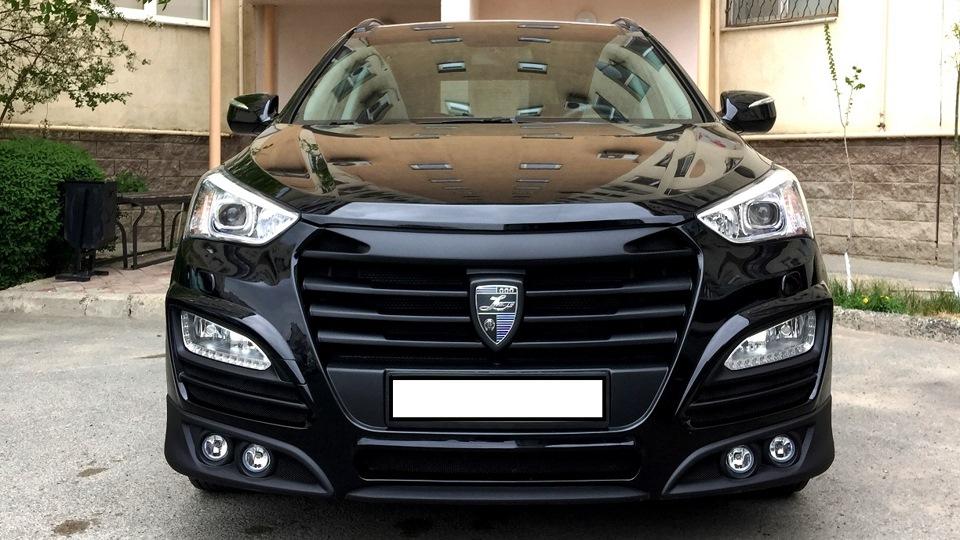 Hyundai Santa Fe (3rd generation) DM 3.3L (271HP)