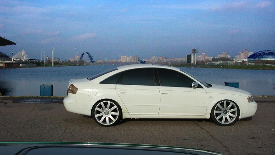 Audi a6 тюнинг своими руками фото 172
