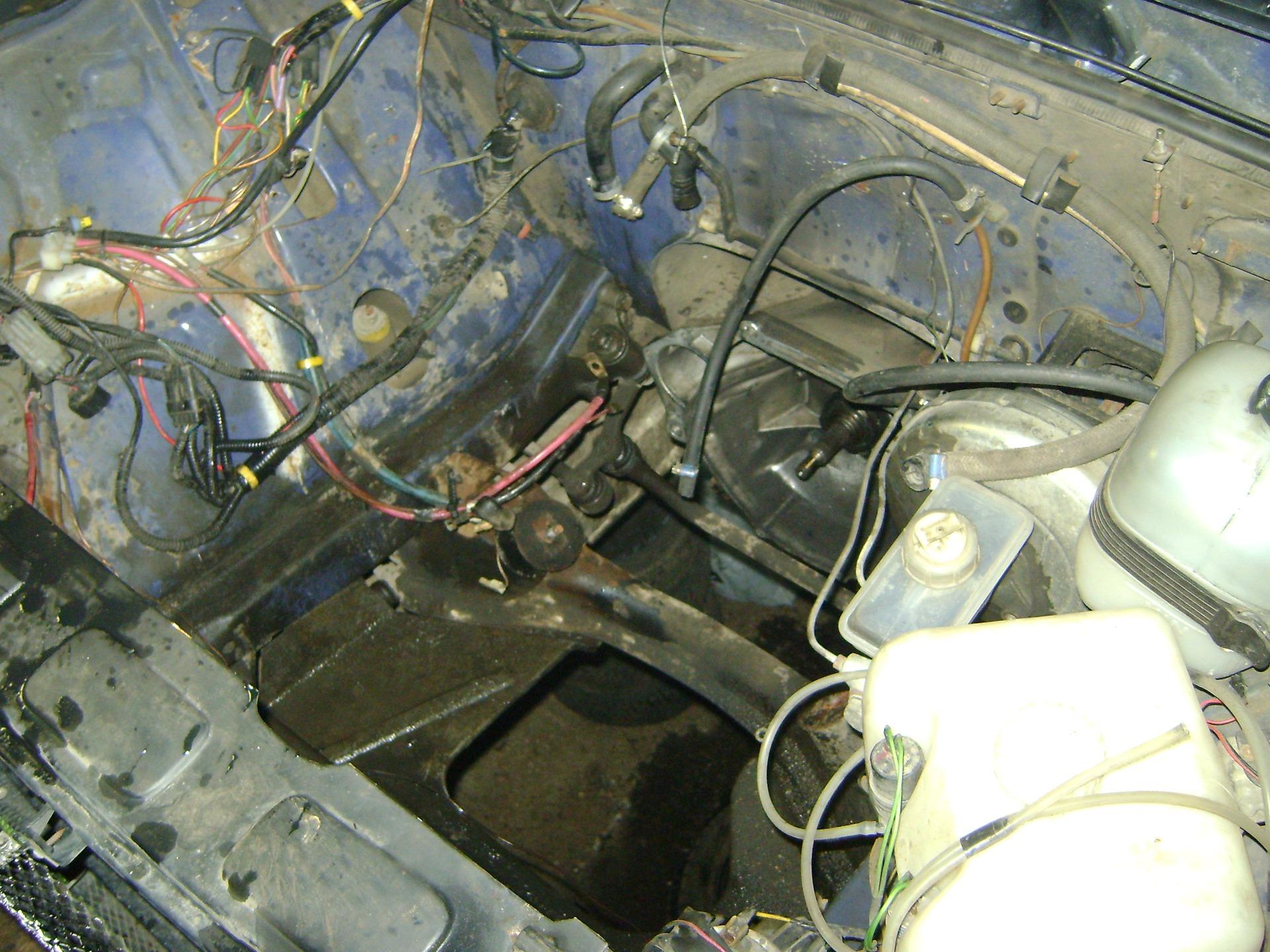 инструкция по сборки двигатель ваз 2101