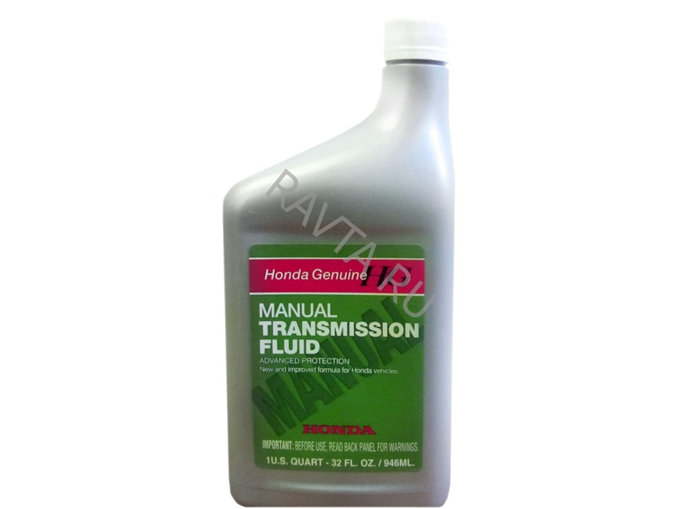 масло трансмиссионное для мкпп honda