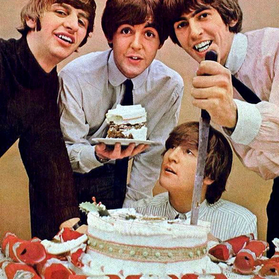 Кухня открытки, картинки с днем рождения битлз