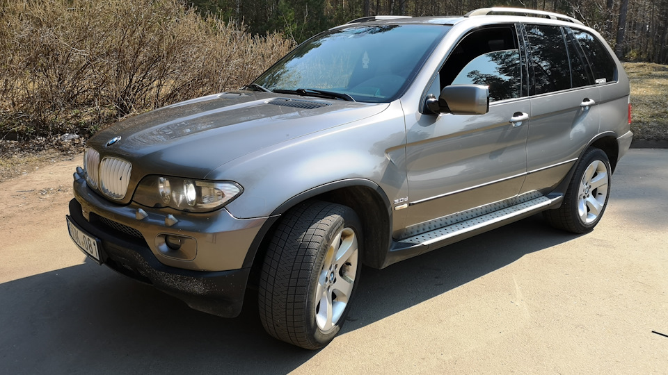 Bmw X5 Insane Chip Tuning Drive2