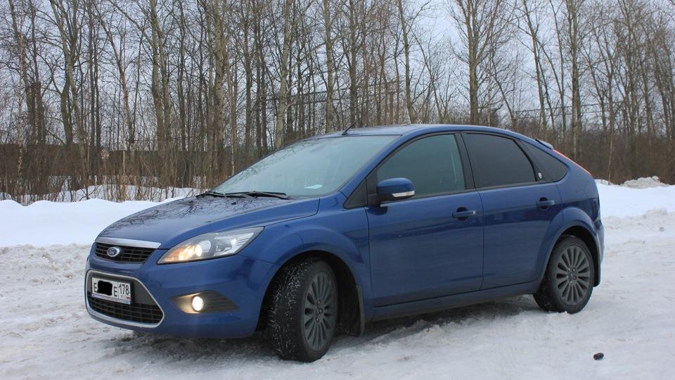 Ford focus ghia запчасти