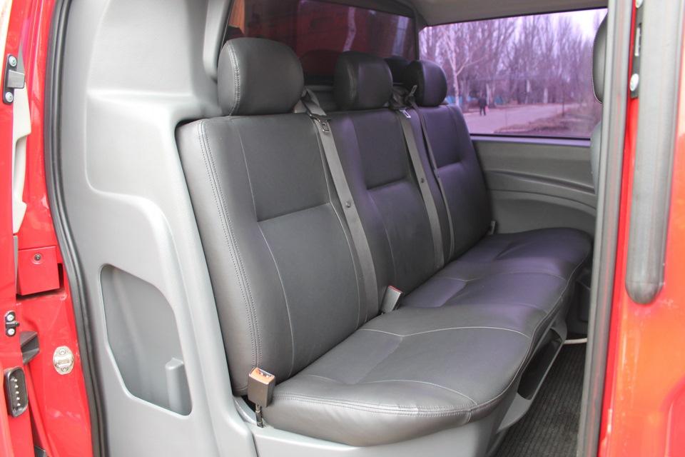 Как сделать теплый салон в микроавтобусе