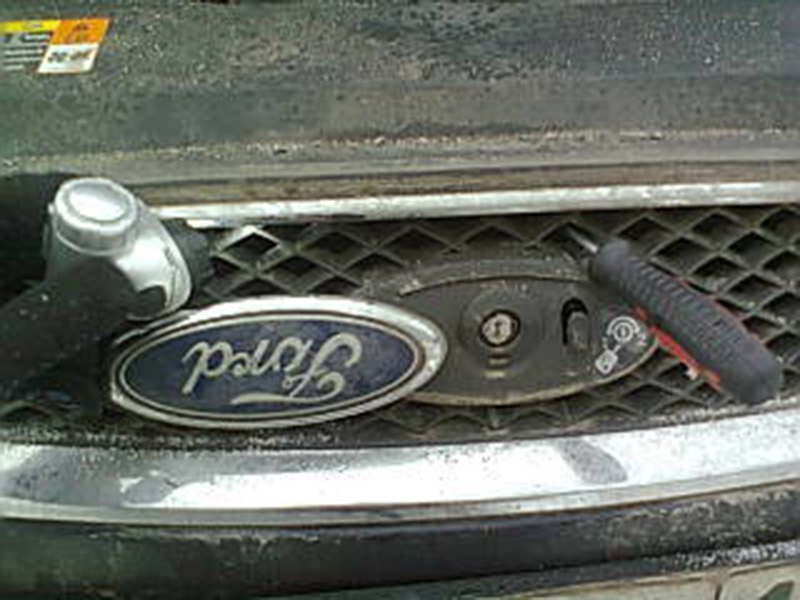 рычаг открытия капота ford s-max