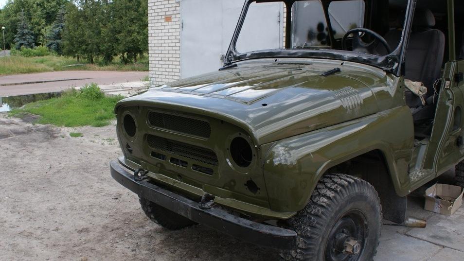 кузова уаз 469