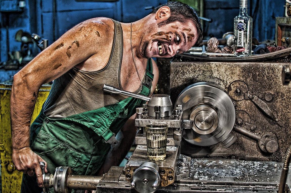 Прикольные картинки про токаря