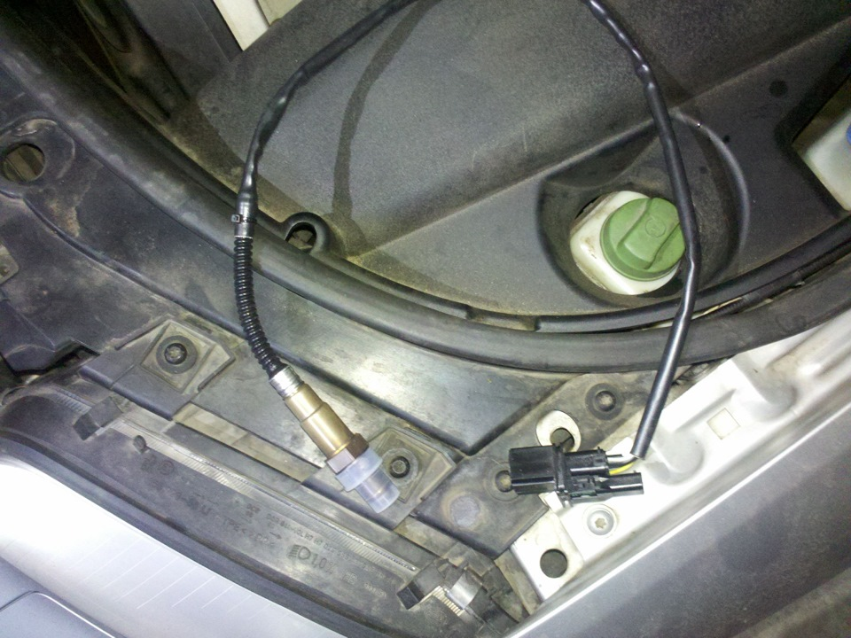 Ошибка P0030 — Audi A6, 3 0 л , 2003 года на DRIVE2