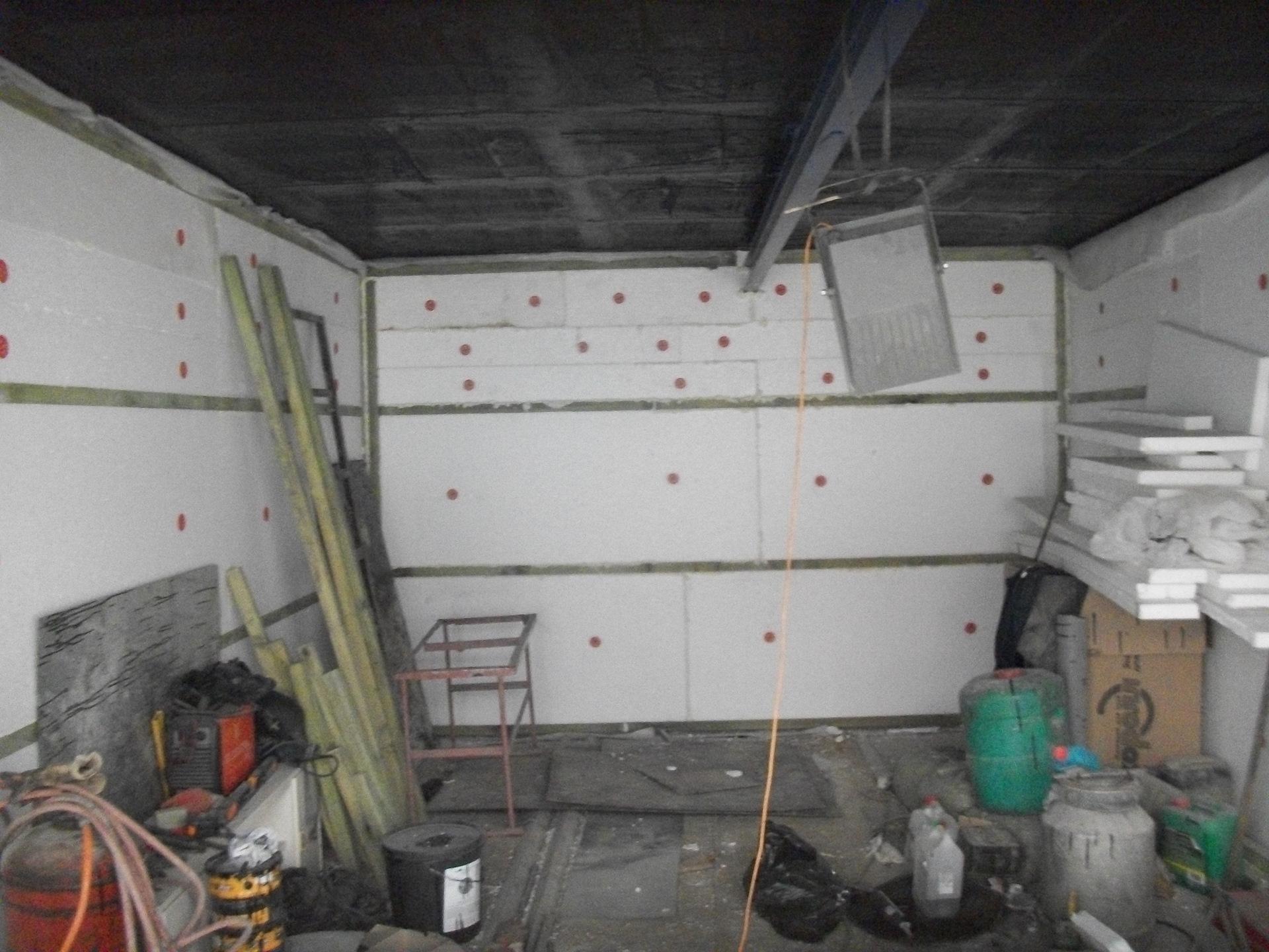 постройка гаража из сэндвич панелей цена