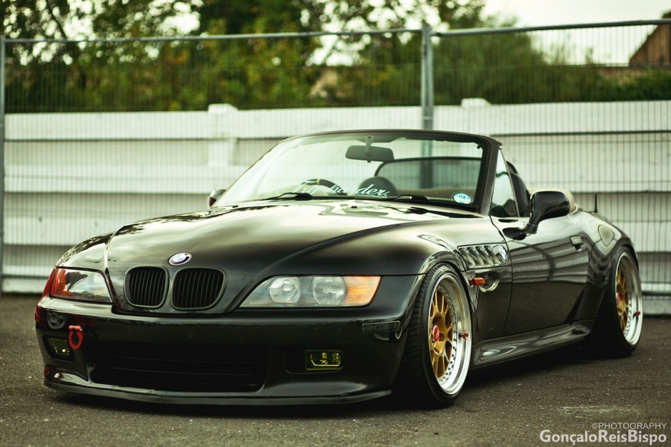 Best Looking Z3 Roadster You Have Seen Ever