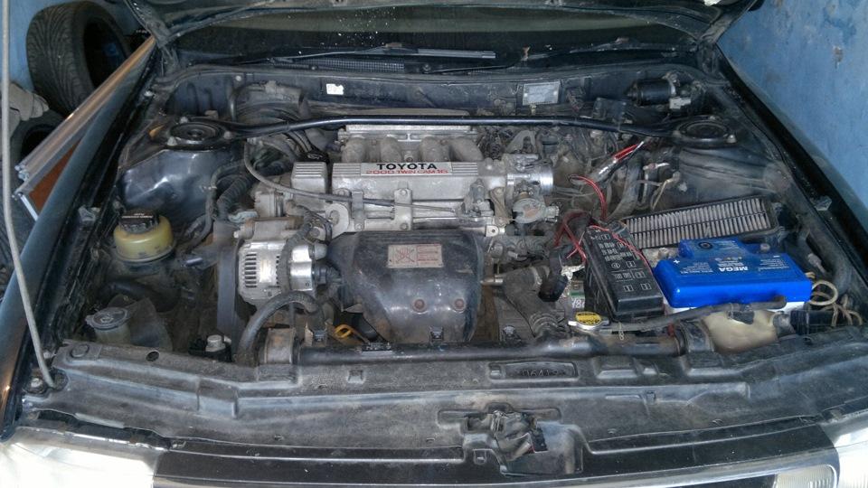 Toyota Vista SV33 2.0 GT-T 4WS