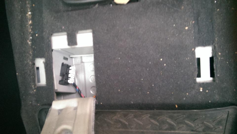 ремонт подогрева сидений опель астра j