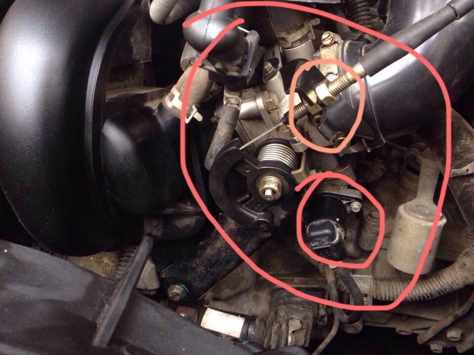 Двигатель заводится и сразу глохнет? Знакомо и вполне