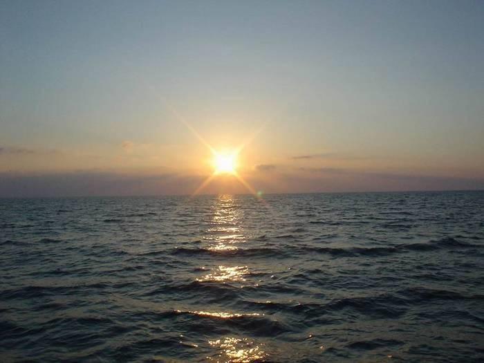 я на море любительское фото