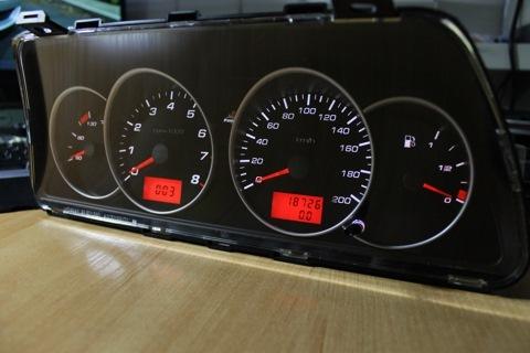 Пересвет приборной панели - бортжурнал Лада 2115 DRIVE2