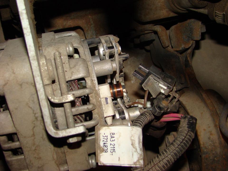 ba9ac38s 960 - Трехуровневый регулятор напряжения на генератор