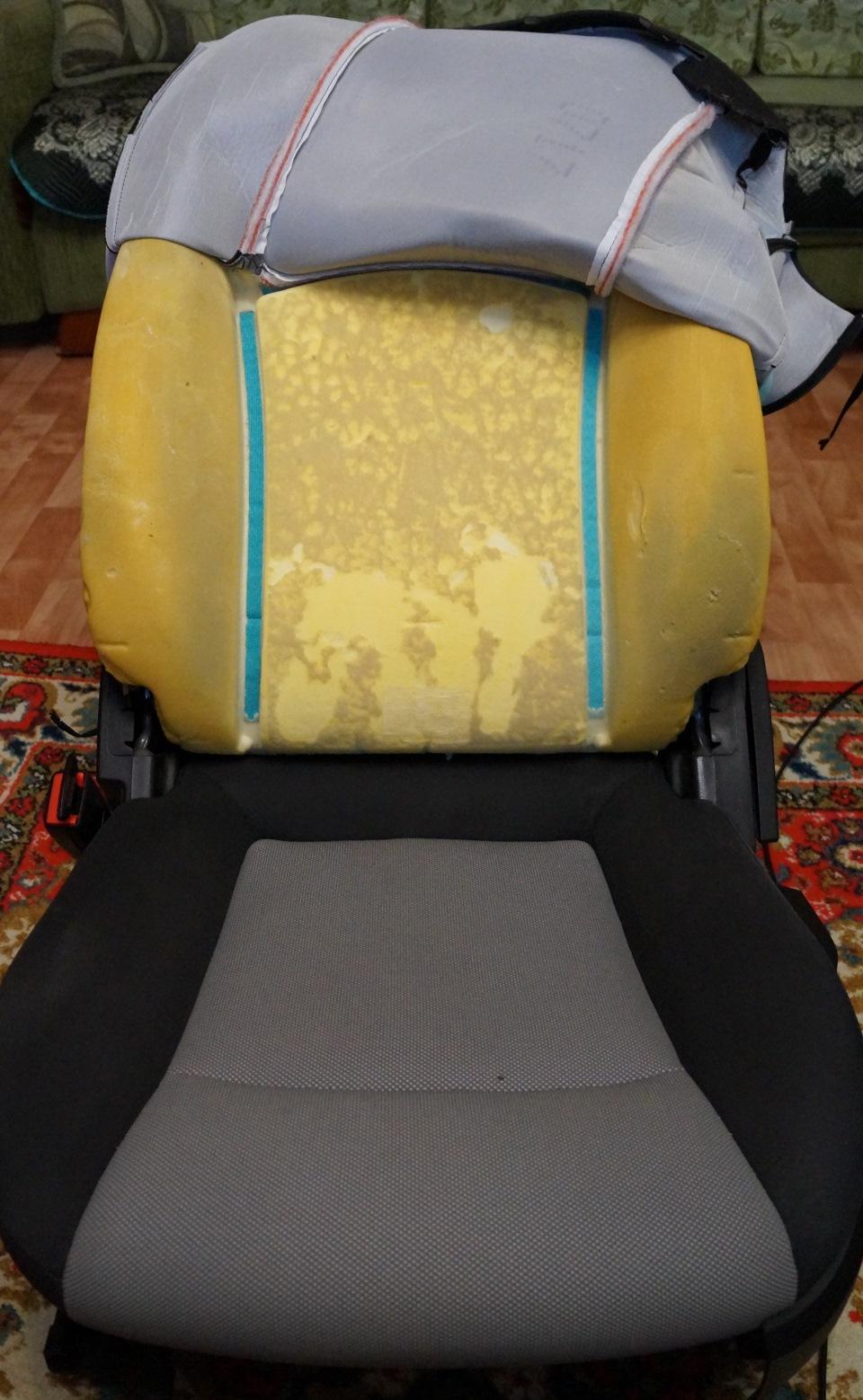 Почему отключается подогрев сидений