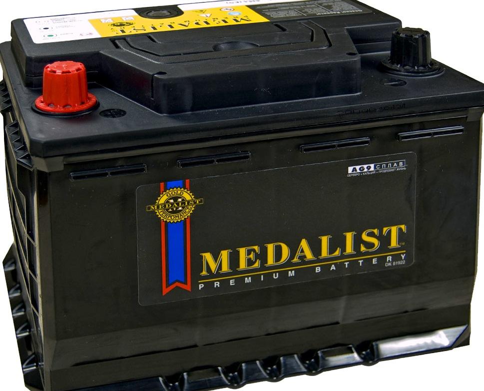 Medalist 56068 Автомобильные аккумуляторы Аккумуляторы.