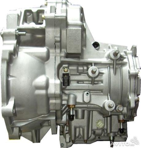 АКПП JF506E