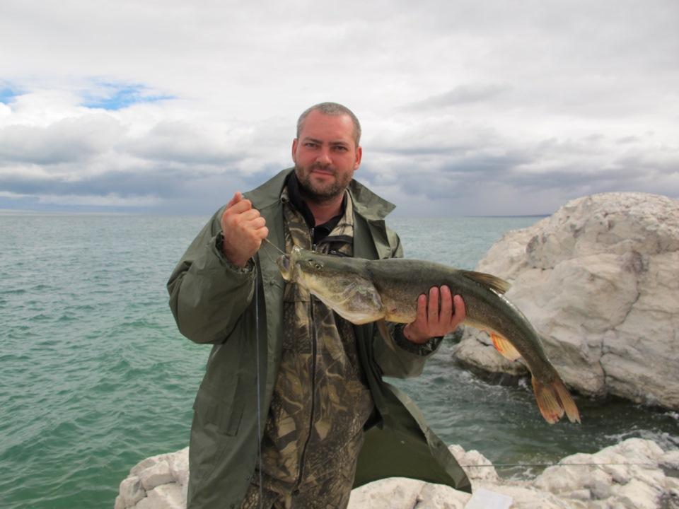 Рыбалка в Монголии Где ловить речного «дракона»