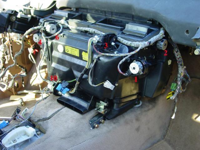 Е39 525 печка дует холодный воздух двигатель греется